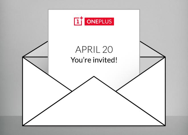 OnePlus invito