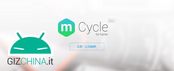 Meizu mCycle