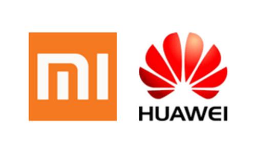 Xiaomi e Huawei