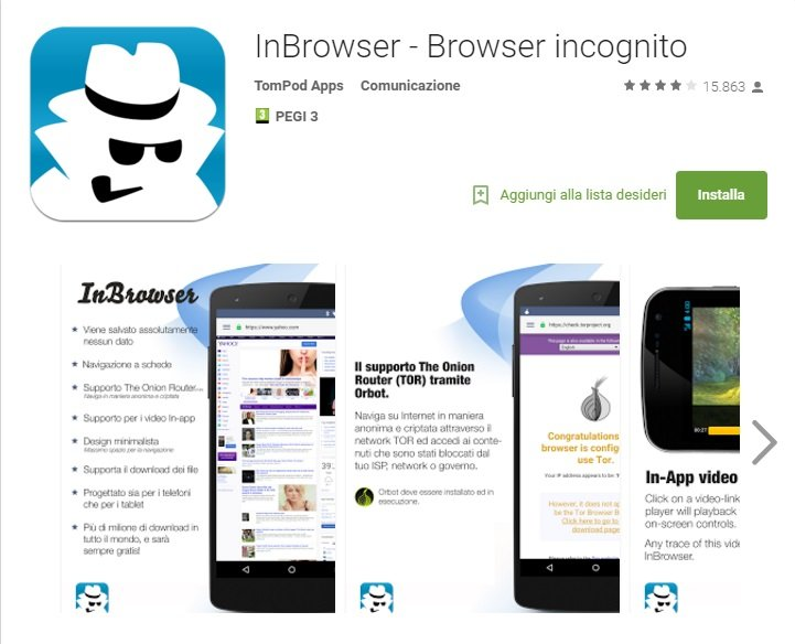 InBrowser