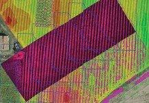Agricoltura skyrobot droni