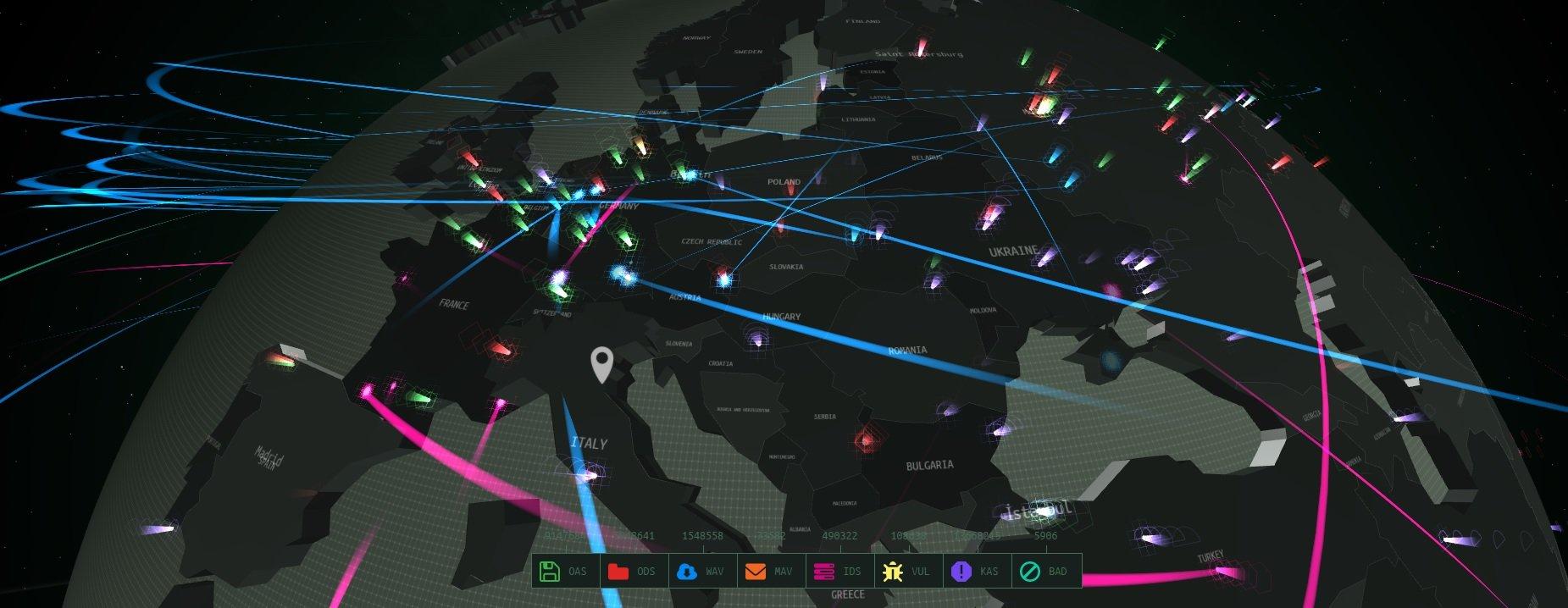 Les menaces de Kaspersky
