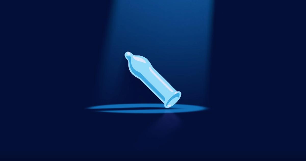 Emoji preservativo