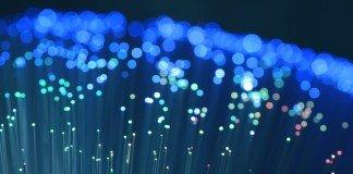 Connessione in fibra ottica