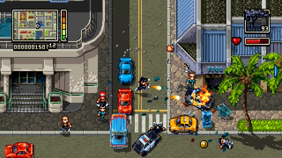 Screenshot di Shakedown Hawaii