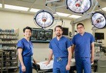 Il team di medici che effettuerà il primo trapianto di pene