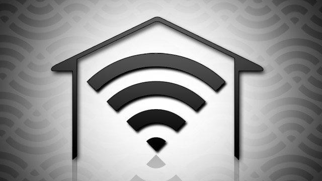 WiFi em casa