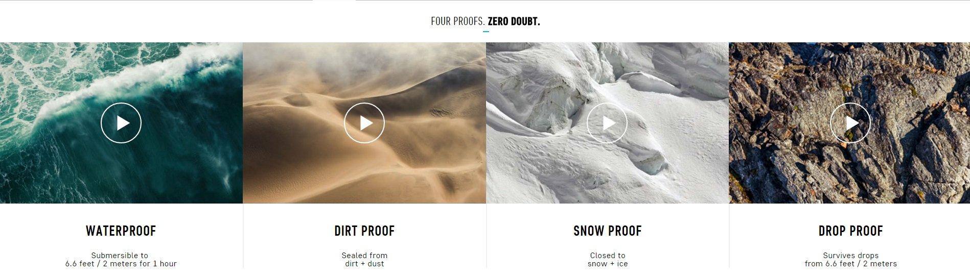 4 prove lifeproof