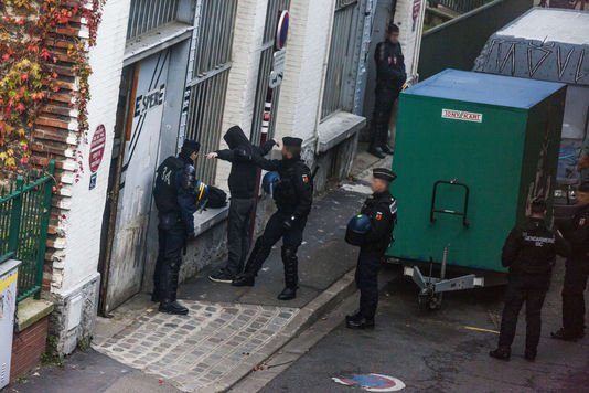 Arresto in Francia