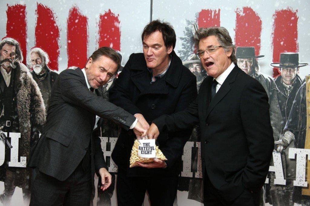 The Hateful Eight van Quentin Tarantino