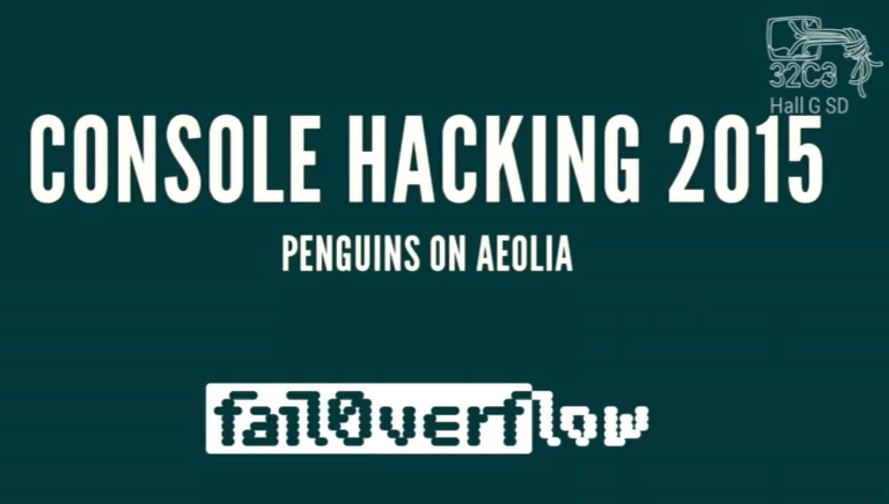 Hacking-console