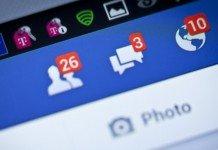 Notifiche di Facebook