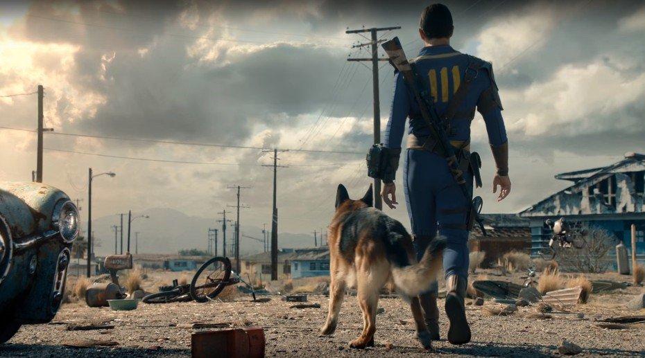 Pubblicità di Fallout 4