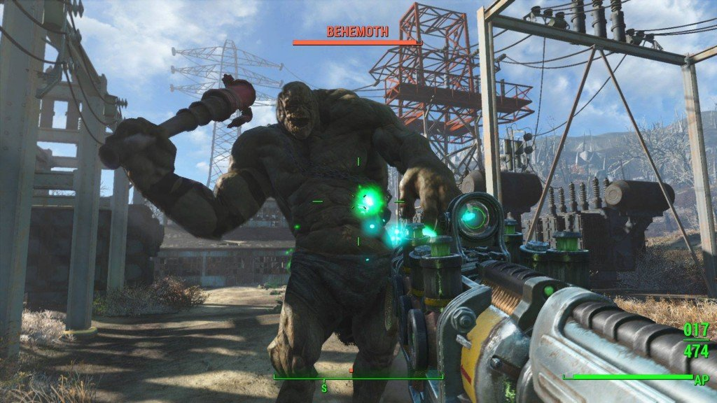 Screenshot di Fallout 4