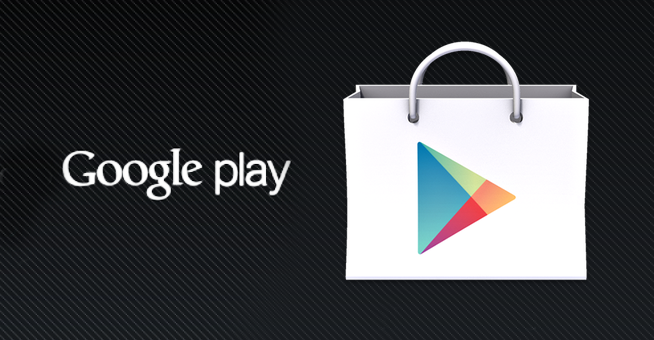 Application Google Play Store