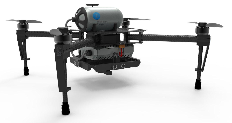 Droni di Intelligent Energy