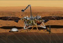 "Mars Lander ""InSight"" di NASA"