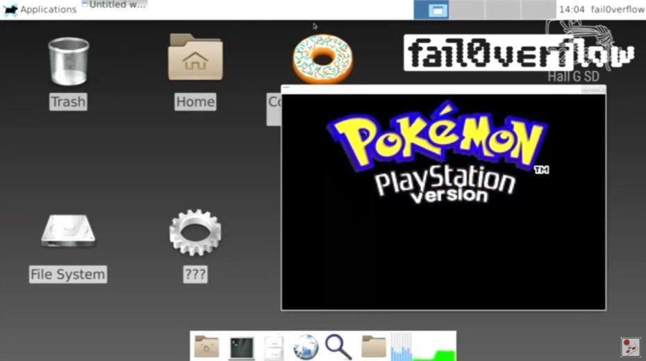 Sony Pokemon-versie