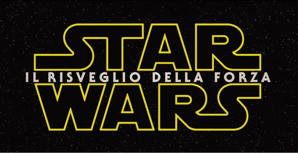 Star Wars Het ontwaken van de Force