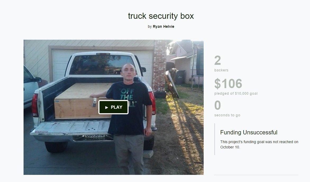 Caja de Seguridad Truk