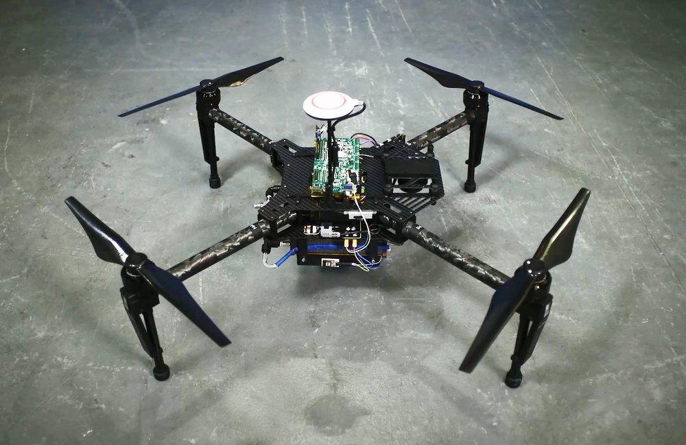 Drone di Intelligent Energy