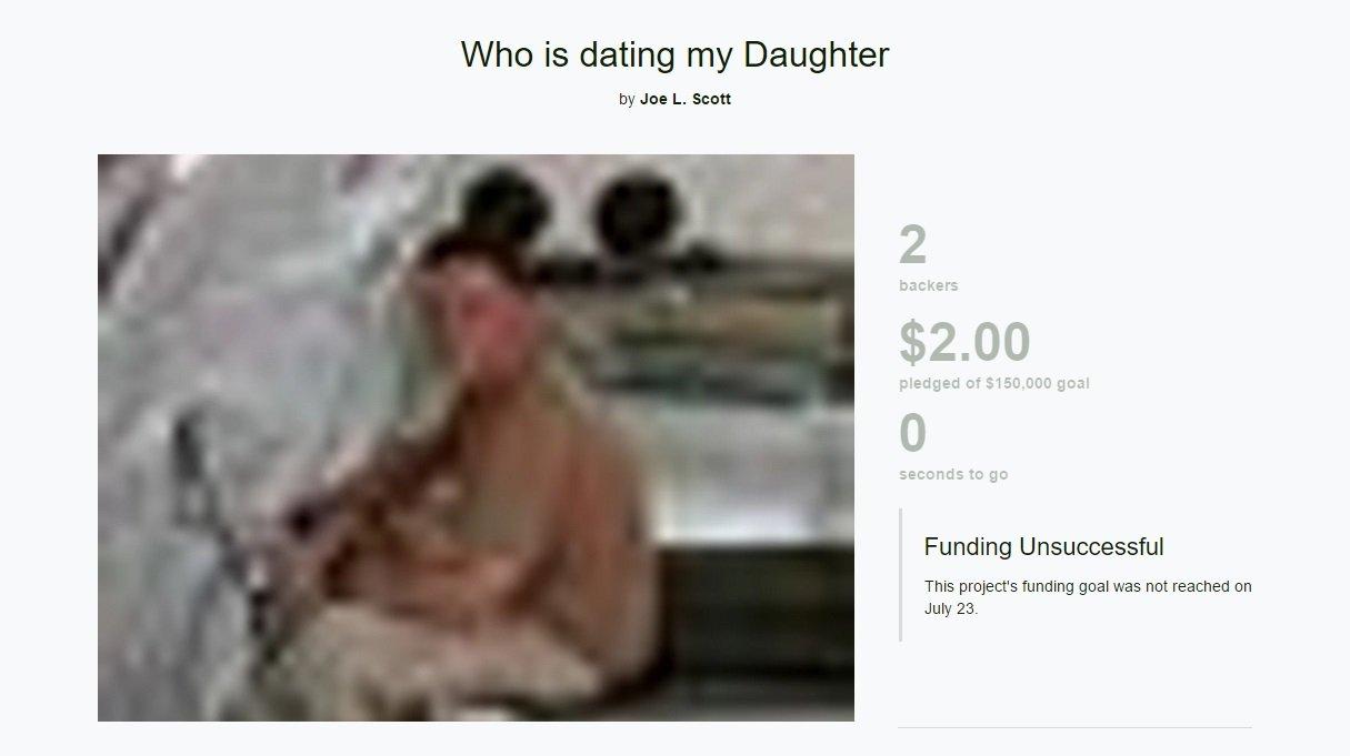 Quien esta saliendo con mi hija