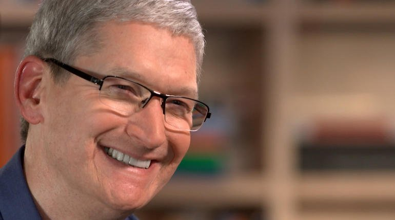 CEO di Apple, Tim Cook