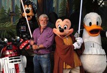 George Lucas, Disney e Star Wars