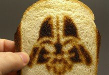 Toast di Star Wars