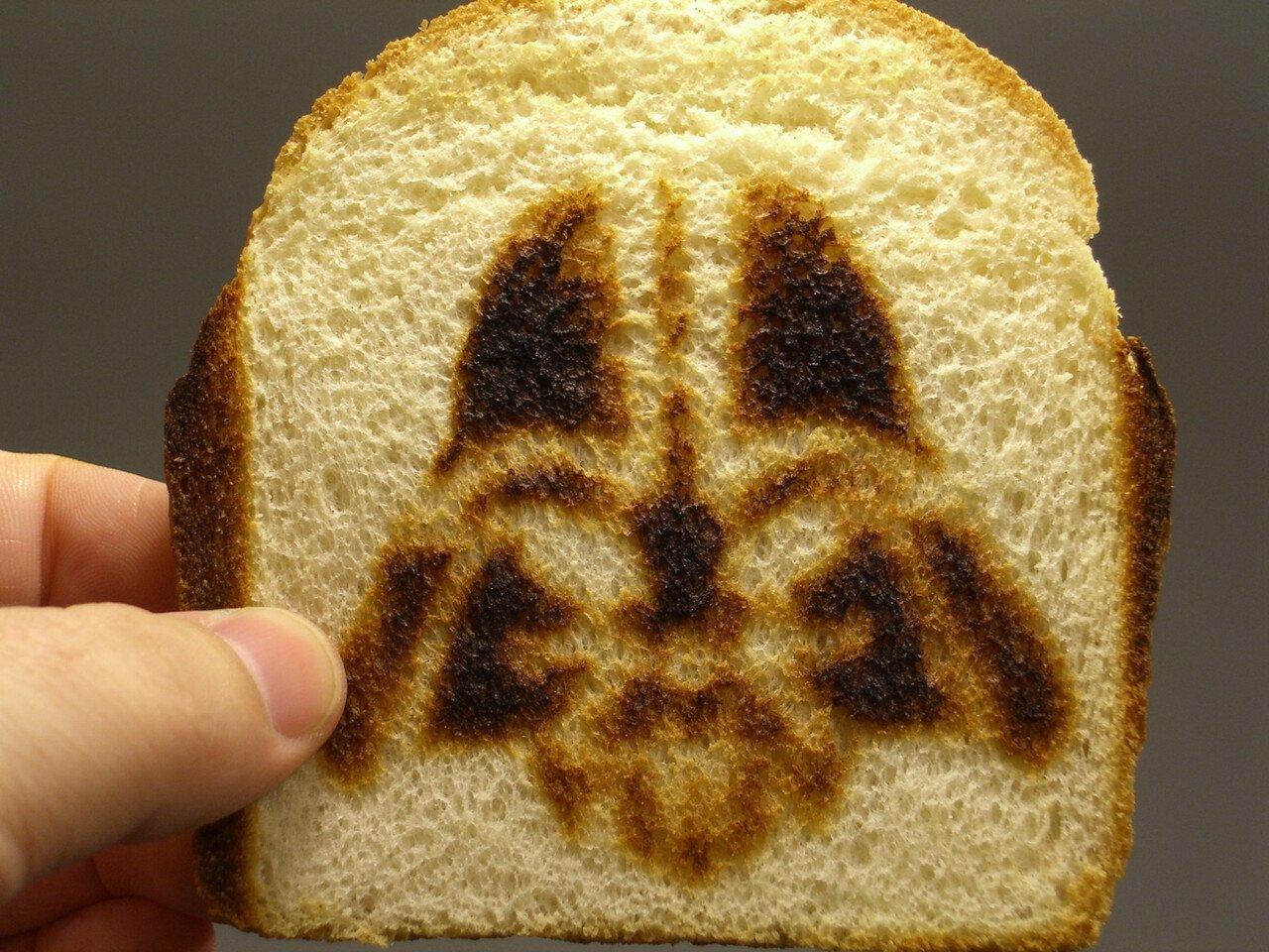Toast di Star Wars