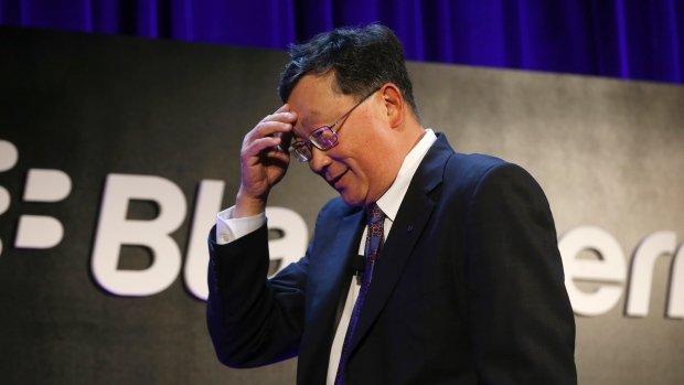 CEO di Blackberry