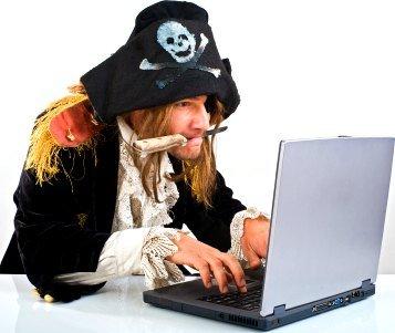Pirata al computer