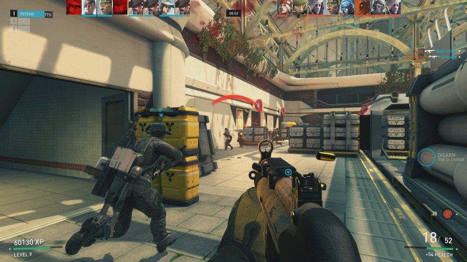 Dirty Bomb, videogioco gratuito per PC