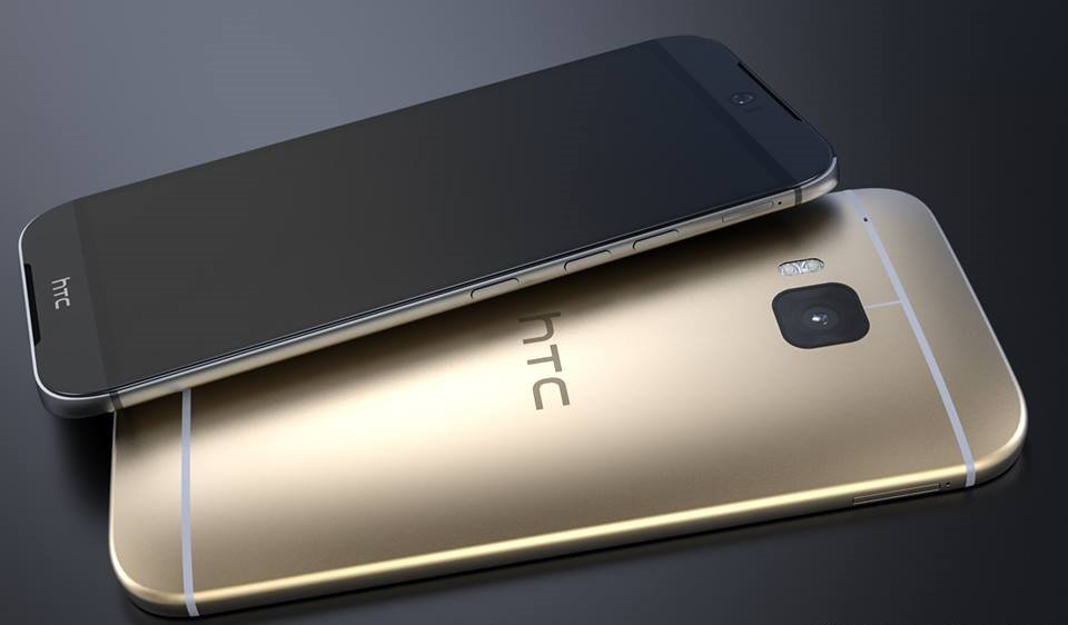 HTC One m10 Gold