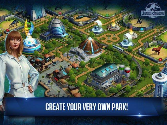 Jurassic World per iPad