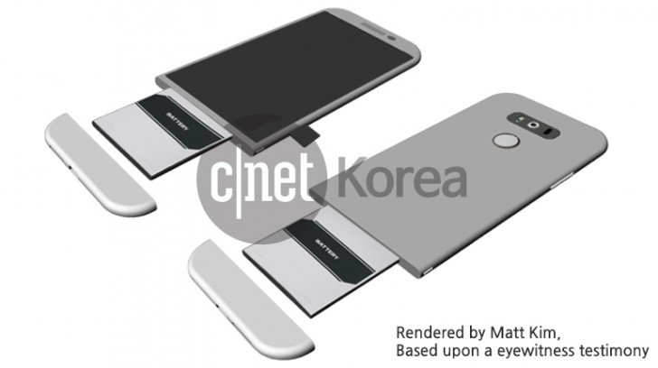 LG G5 design modulare