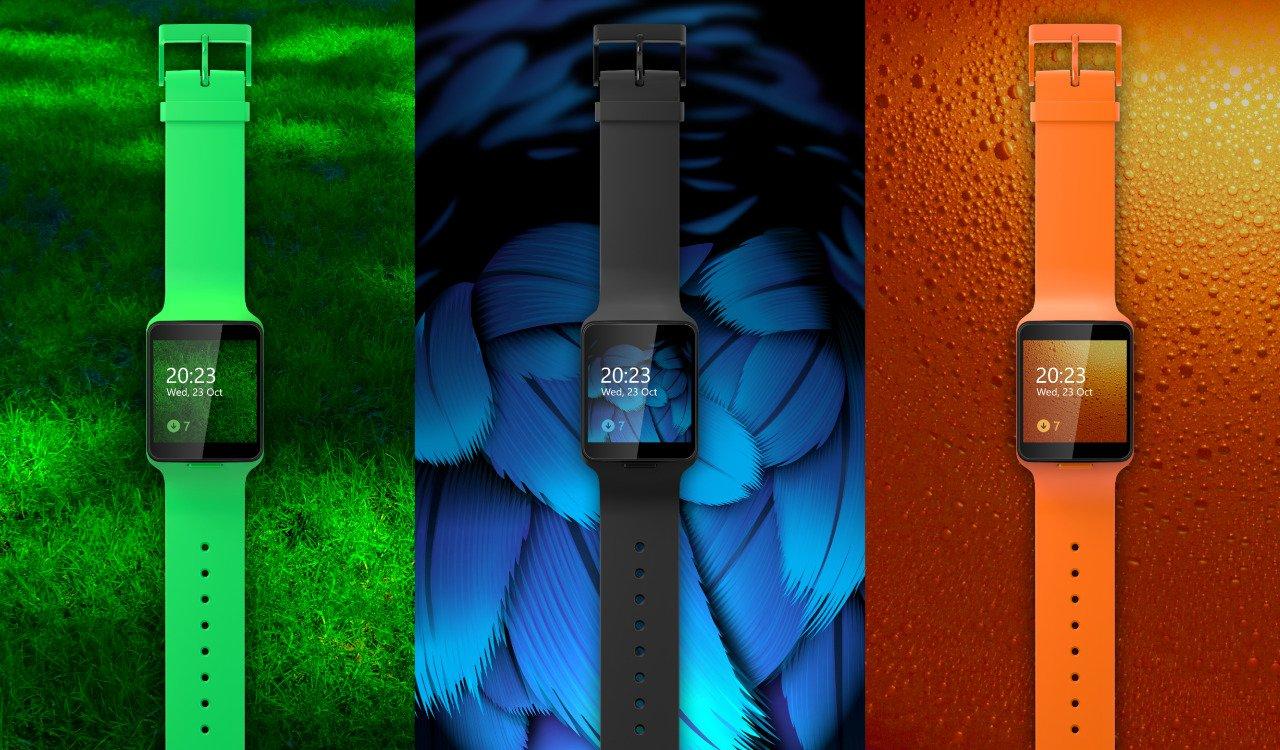 Moonraker Smartwatch Nokia