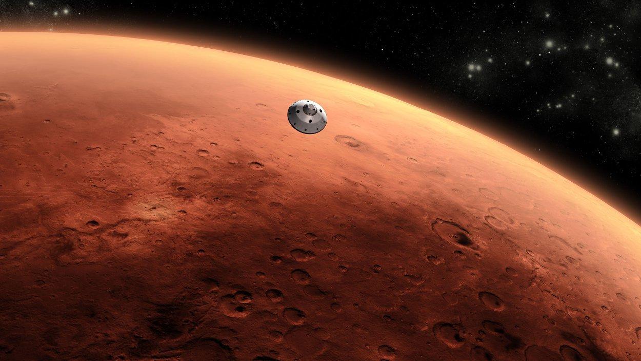 Marte 2030