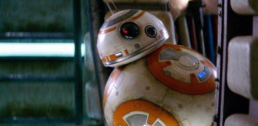 Drone BB-8 da Star Wars: Il risveglio della Forza