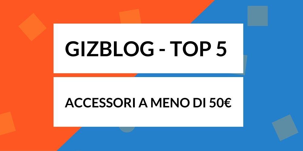 Top 5 acessórios tecnológicos