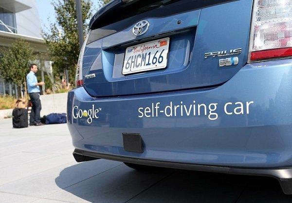 Automobili senza conducente di Google