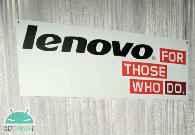 logotipo de Lenovo