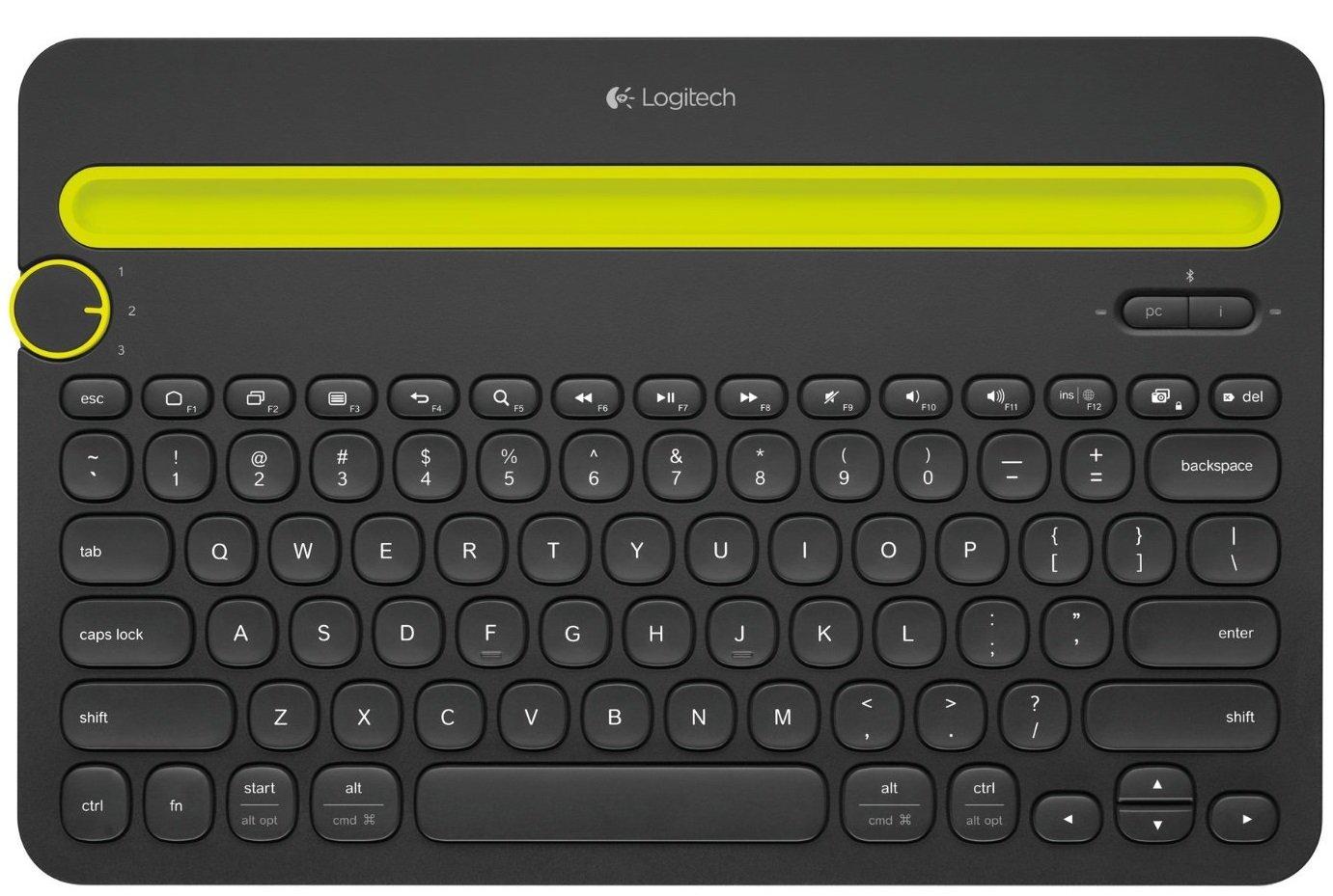 Logitech-клавиатура-1
