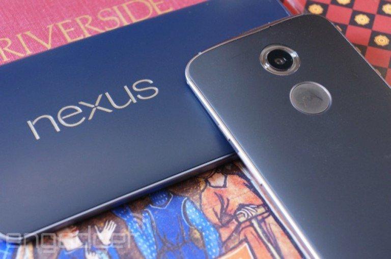 Teléfono móvil Google Android
