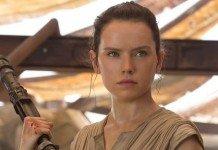Rey da Star Wars: Il risveglio della Forza
