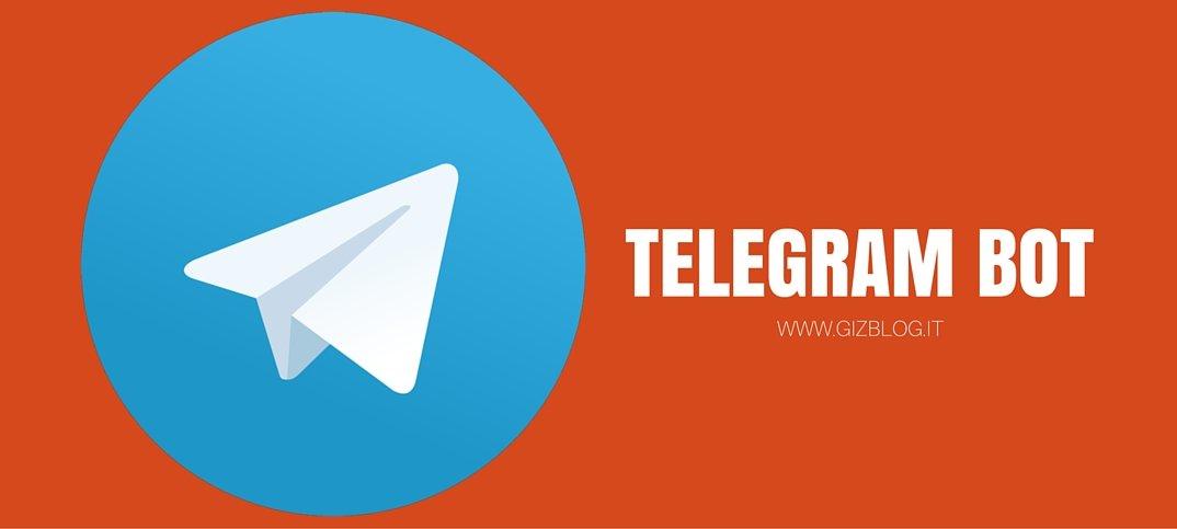 Telegrama de bot