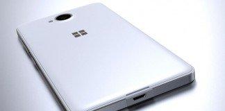 Microsoft lumia 650 back cover