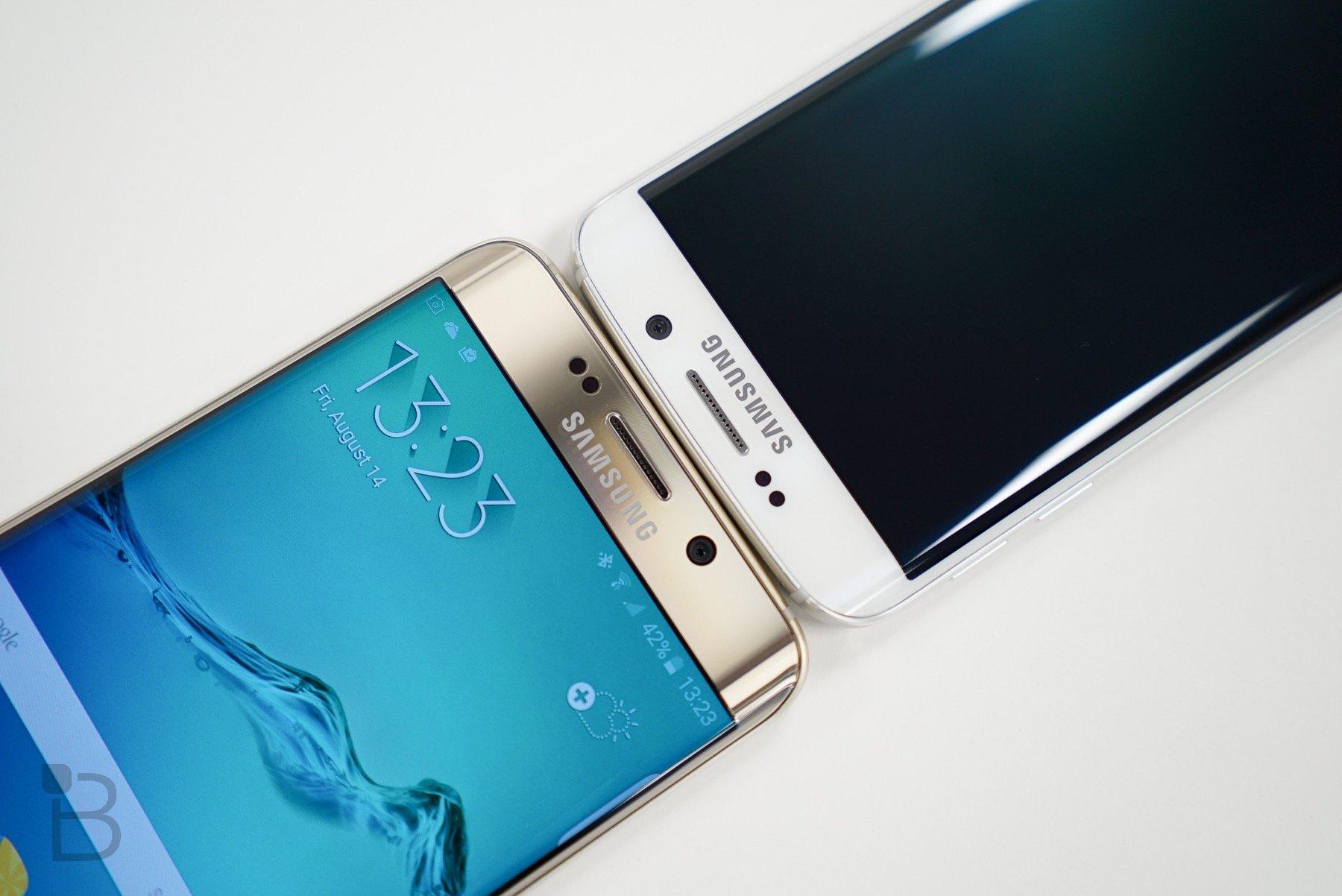 Samsung galaxy s7 rumors