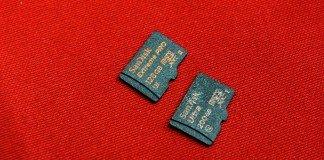 SanDisk MicroSD PRO UHS 3
