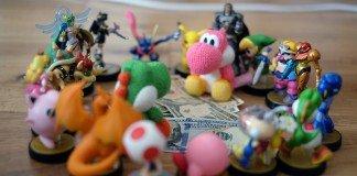 Amiibo di Nintendo